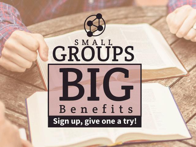 Small Groups Sunbury Christian
